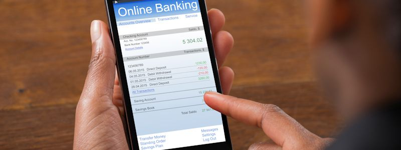 Enroll in Online Banking at Security State Bank